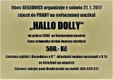 Zájezd na muzikál HALLO DALLY