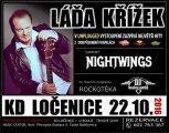 Láďa Křížek - koncert - LOČENICE