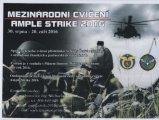 Mezinárodní vojenské cvičení