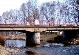 Silniční most v Kaplici