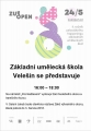 Open ZUŠ - VELEŠÍN