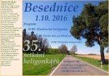 Heligonky - BESEDNICE