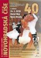 Soutěž společenských tanců - NOVÉ HRADY