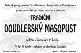 Masopust - DOUDLEBY