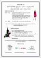 Módní přehlídka a degustace vín - HOTEL ČERNICE