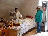 Jarní trh a pečení 29.3.2015 - Kantůrkovec - VELEŠÍN