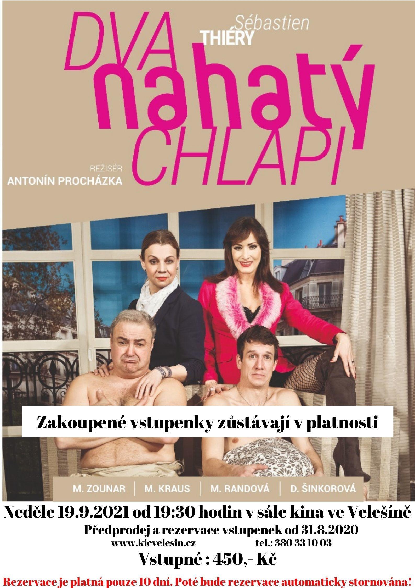 VELEŠÍN - Divadelní představení