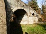 Římovský most přes řeku Malši