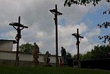 Křížová cesta v Římově